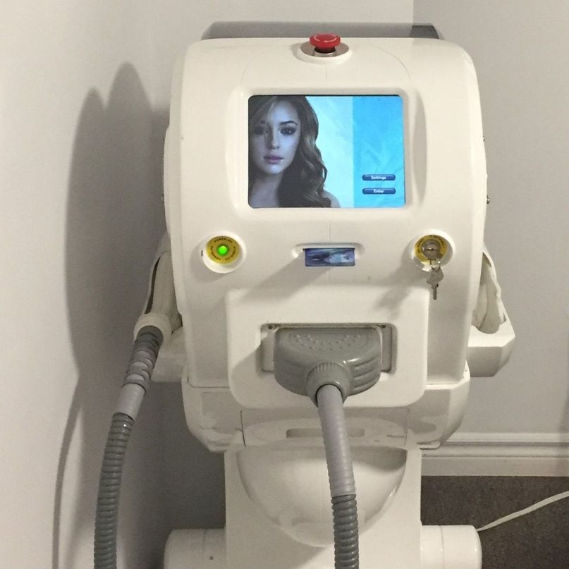 Sirenas Esthetics and Laser Clinic machine